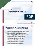 PDF. ASESMEN PASIEN DR TAUFIK.pdf