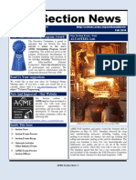 ASME Northern Alberta Section 2014 Fall Newsletter