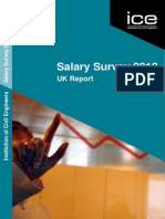 ICE Salary Survey 2013 UK Report