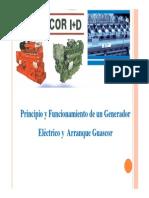 Presentacion Generador Electrico