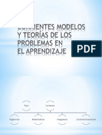 CORRIENTES MODELOS Y TEORÍAS DE LOS PROBLEMAS EN.pptx