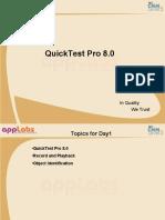 QuickTest Pro 80 Complete