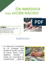 ATENCION AL RECIEN NACIDO EXPOSICION.ppt