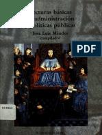 LECTURAS BASICAS de administracion y pliticas publicas.pdf