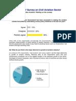FICCI E&Y Civil Aviation Survey