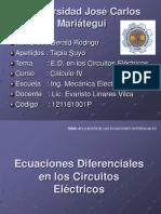 E.D. en los Circuitos Electricos.pptx
