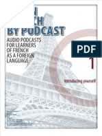 Learn French by Podcast [01]