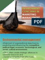 ENVIRONMENTAL CONCERN FOR MARKETING.pptx