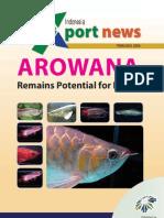 Export Feb Arowana