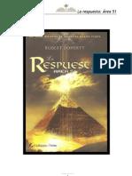 La respuesta - Área 51 - Robert Doherty