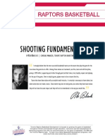 Shooting Fundamentals - Basketball