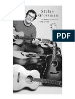 Stefan Grossman A Retrospective 1971-1995