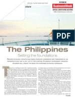 The Philippines - Setting the Foundations