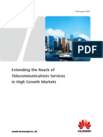 Huawei Technologies High Growth Markets Whitepaper