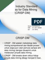 Crisp-DM dan Naive Bayes