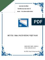 M&A NGÂN HÀNG VIỆT NAM .docx