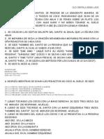PARA DAR COCO A LOS SANTOS.doc