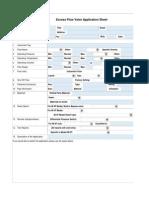 Excess Flow Valve Application Sheet Rev1