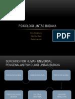TUGAS PSIKOLOGI LINTAS BUDAYA (kel.16).ppt