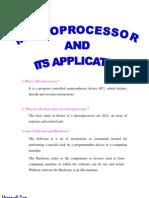 EC 1303 Microprocessor Its Applications