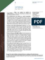 2013_03_26 Aerospace & Defence Briefing JPM