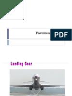 Pavement Design, perencanaan bandara