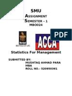 Assignments Set 2