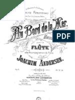 Au Bord de la Mer. Op. 9. - fl & pno.pdf