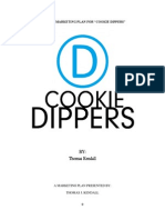 Student Marketing Plan - Cookie Dippers.docx
