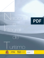 Plan Nacional e Integral de Turismo
