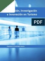 Formación, Investigación e Innovación en Turismo