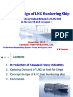 Air Pollution 1. Concept Design of LNG Bunkering Ship