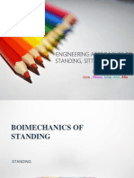 enginering approachhes to standing, sitting, lying.ppt