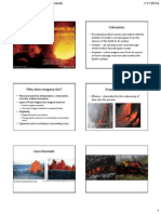 Volcanism - Geology