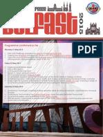 Programme Oct 2014