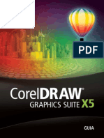 Manual Corel Draw X5