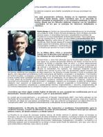 Bunge Mario - La Filosofia No Ha Muerto Pero Esta Gravemente Enferma.pdf