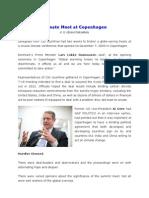 Climate Meet at Copenhagen