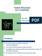Protein Structure (Pauling)