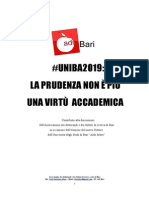 #UNIBA2019