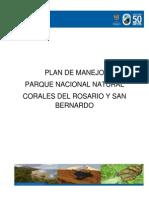 Corales pLAN DE MANEJO ROSARIO BERNANRDO.pdf