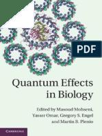 Quantum effects in Biology - Sept 2014 | Olfaction | Quantum