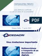 Presentazione Firma Digitale e PEC