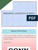 53438318 Final Ppt Sony Branding