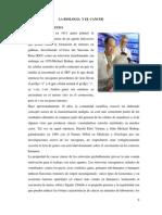 LA BIOLOGIA  Y EL CANCER.docx