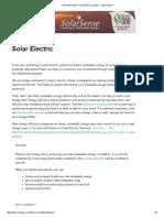 Minnesota Power - Solar Electric
