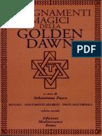 Sebastiano Fusco - Insegnamenti Magici Della Golden Dawn