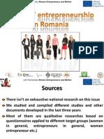 Prezentation WE Romania