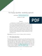 Nxt forging algorithm