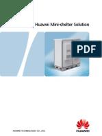 Huawei Mini-shelter Solution